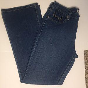 Levi Strauss 515 Boot Cut Jeans
